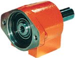 DYNAGEAR OVERHUNG LOAD ADAPTORS FOR HYDRAULIC MOTORS- MODEL LDA