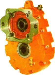 PTO STEP UP GEARBOX T33